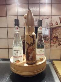 Jäger Karusell Speziall inkl. Pfeffermühle und Gravur