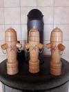 Pfeffermühle Hydrant inkl. Gravur