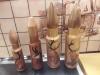 Verschiedene Jagd Pfeffermühlen